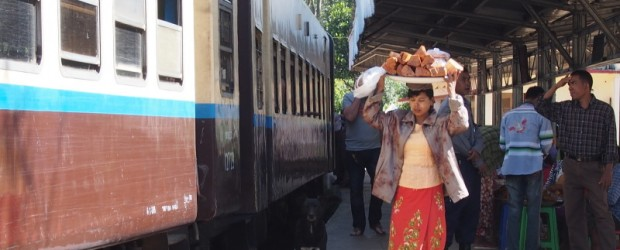 Hsipaw Train Ride Gallery